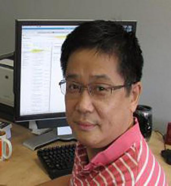 Professor Shufeng Zhang