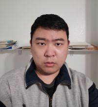 Photo of Tong Zhao, Physics PhD student