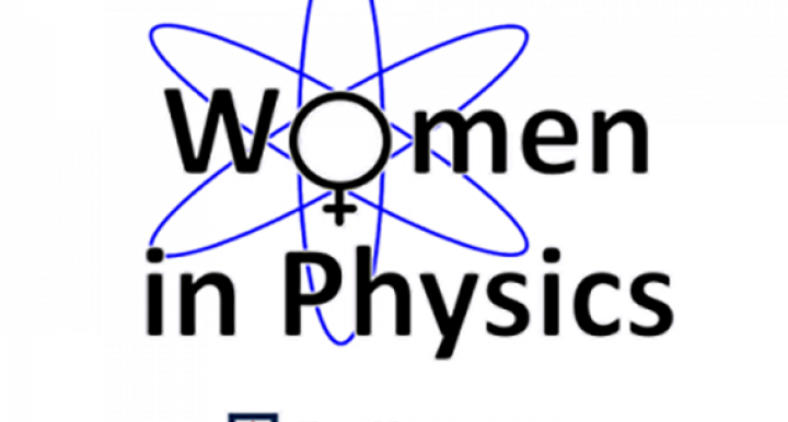 Women in Physics Logo